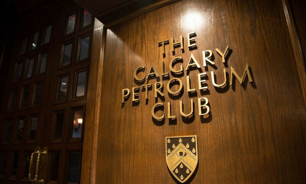 Breakfast Meeting @ Petroleum Club Calgary