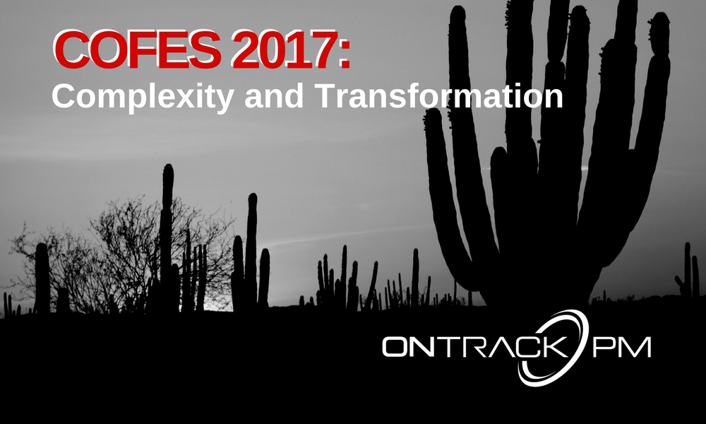 COFES 2017: Complexity and Transformation