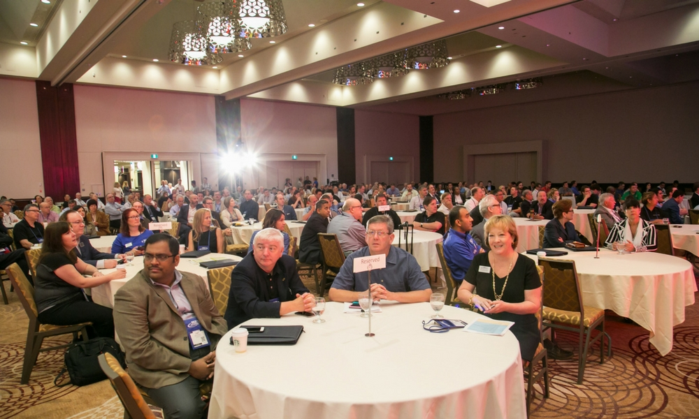 Sixty Years of AACE in Toronto